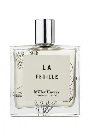 Парфюмерная вода Perfumers Library: La Feuille, 100 ml Miller Harris. Цвет: без цвета