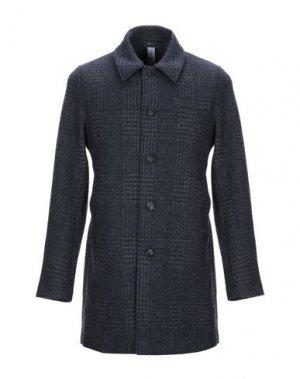 Пальто MASON'S. Цвет: свинцово-серый