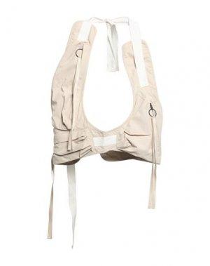 Рюкзаки и сумки на пояс DAMIR DOMA. Цвет: светло-серый
