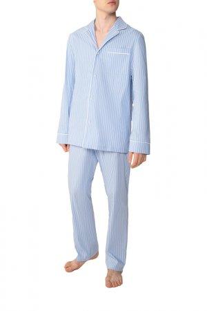 Пижама URBAN TIGER. Цвет: голубой