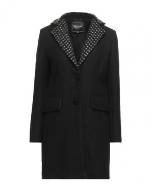 Пальто GIO CELLINI MILANO. Цвет: черный