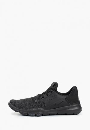 Кроссовки Nike FLEX CONTROL 3 MENS TRAINING SHOE. Цвет: черный