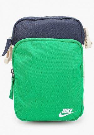 Сумка Nike NK HERITAGE SMIT - 2.0. Цвет: разноцветный