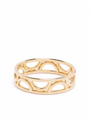 Кольцо Amour Perpétuel из переработанного золота Loyal.e Paris. Цвет: золотистый