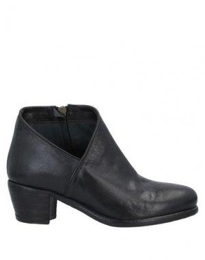 Ботинки FIORENTINI+BAKER. Цвет: черный