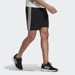 Шорты Essentials 3-Stripes Sport Inspired adidas. Цвет: черный