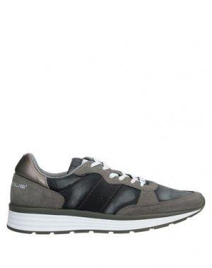 Низкие кеды и кроссовки AMBITIOUS. Цвет: серый