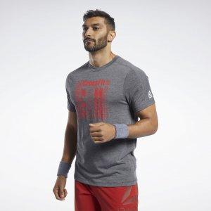 Спортивная футболка CrossFit® ACTIVCHILL+COTTON Reebok