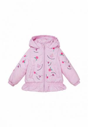 Куртка утепленная Bell Bimbo. Цвет: розовый