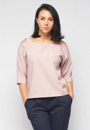Блуза Bellart. Цвет: розовый