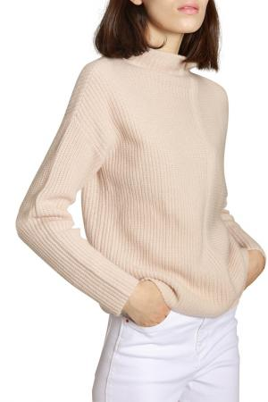 Пуловер MANODE. Цвет: бежевый