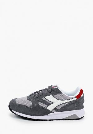Кроссовки Diadora. Цвет: серый