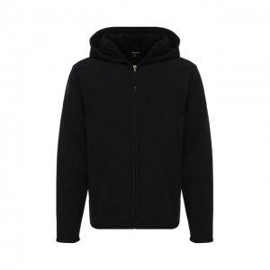 Утепленная куртка James Perse. Цвет: чёрный