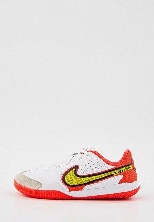 Бутсы зальные Nike JR LEGEND 9 ACADEMY IC. Цвет: разноцветный