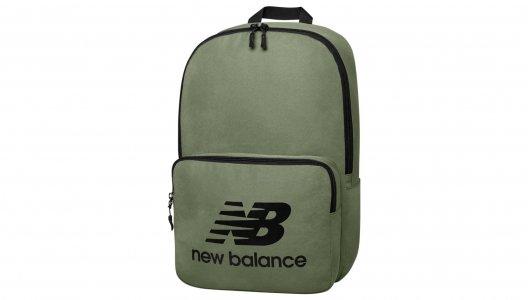 Backpack NB TEAM CLASSIC New Balance. Цвет: зеленый