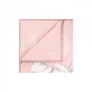 Плед-коврик Bloomingville. Цвет: розовый