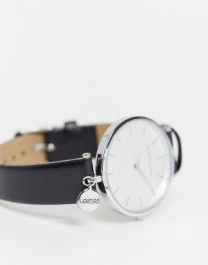 Часы с подвеской BCBG Generation-Черный цвет MaxAzria