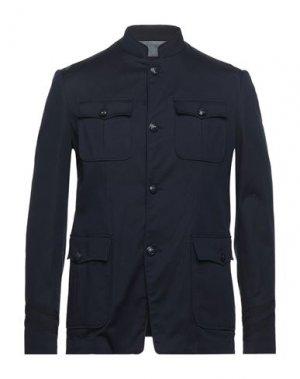 Пиджак PEOPLE LAB.. Цвет: темно-синий