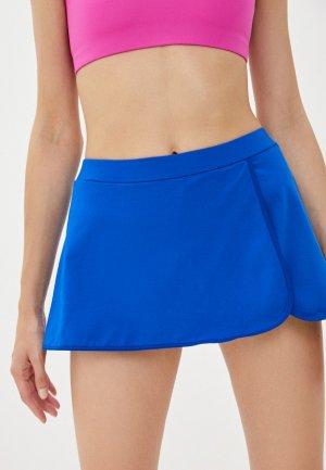 Юбка-шорты Черса 1063. Цвет: синий