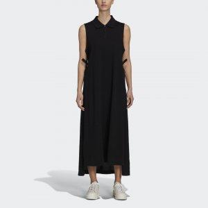 Платье-майка Y-3 Classic by adidas. Цвет: черный