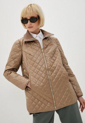 Куртка утепленная Argent. Цвет: бежевый