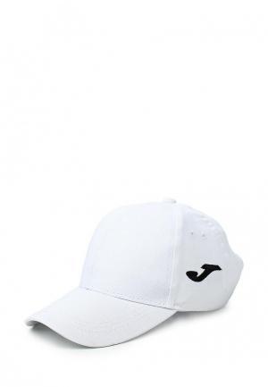 Бейсболка Joma COTTON CAP. Цвет: белый