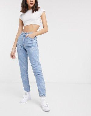 Синие джинсы -Синий Dr Denim
