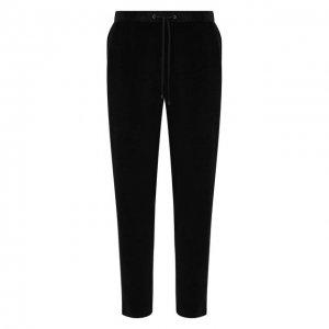 Домашние брюки Zimmerli. Цвет: чёрный