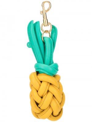 Брелок для ключей в форме ананаса Anya Hindmarch
