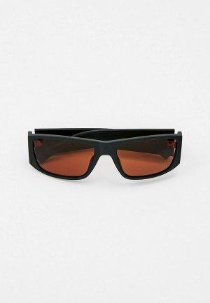Очки солнцезащитные Kenzo KZ 40126I. Цвет: черный