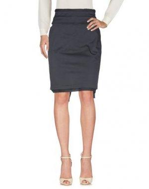 Юбка до колена COAST WEBER & AHAUS. Цвет: черный