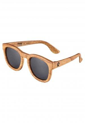 Солнцезащитные очки Hamina Коричневые Reima. Цвет: коричневый