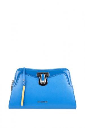 Сумка женская Cromia. Цвет: синий