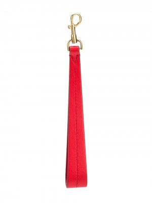 Съемый ремешок Anya Hindmarch. Цвет: красный