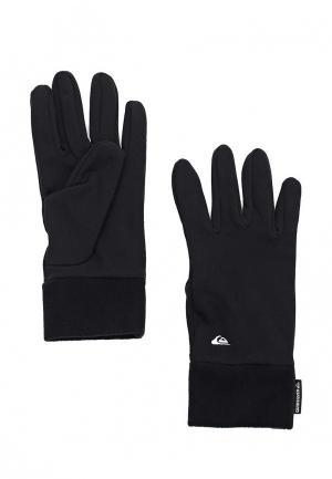 Перчатки Quiksilver HOTTAWA. Цвет: черный