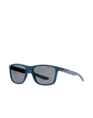 Солнечные очки NIKE SB COLLECTION. Цвет: темно-синий