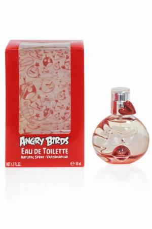 Туалетная вода, спрей, 50 мл Angry Birds. Цвет: none