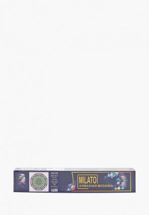 Мозаика алмазная Милато Здоровье , 28 цветов, 40х40 см. Цвет: разноцветный