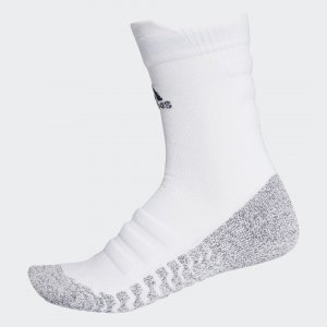 Носки Alphaskin Traxion Performance adidas. Цвет: черный