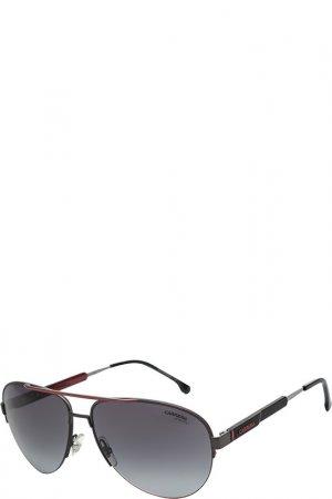 Очки Carrera. Цвет: красный, черный