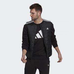 Жилет Itavic 3-Stripes Light Performance adidas. Цвет: черный