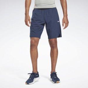 Спортивные шорты Epic Reebok. Цвет: vector navy