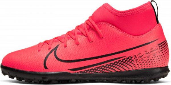 Бутсы для мальчиков Superfly 7 Club TF, размер 34.5 Nike