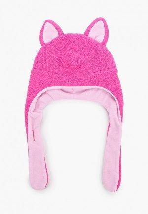 Шапка Columbia Tiny Animal™ Beanie II. Цвет: розовый