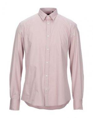 Pубашка ANTONY MORATO. Цвет: розовый