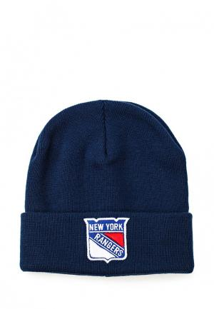 Шапка Atributika & Club™ NHL New York Rangers. Цвет: синий