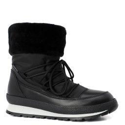 Ботинки 5207 черный ANTARCTICA