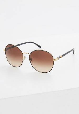 Очки солнцезащитные Burberry BE3094 114513. Цвет: коричневый