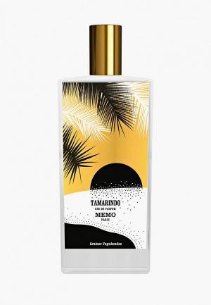 Парфюмерная вода Memo Tamarindo EDP 75 мл. Цвет: прозрачный