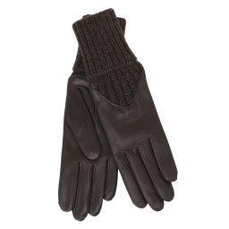 Перчатки CECILIA/A темно-коричневый AGNELLE